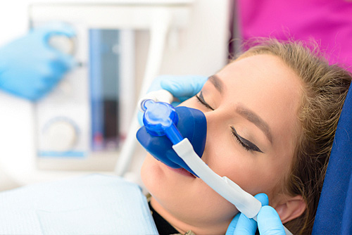 Luzern Lachgas Sedierung Zahnarzt